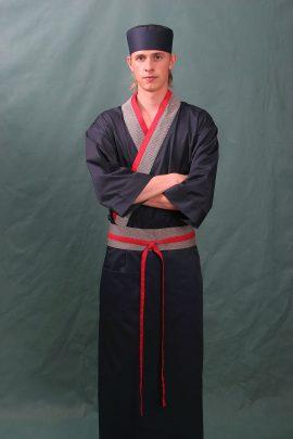 мужское-кимоно