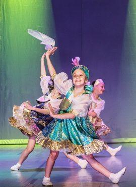 Костюм -ЦАРЕВНЫ- «Танцевальный экспресс»