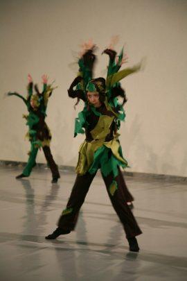 Костюм -В ЧАЩЕ- «Танцевальный экспресс»