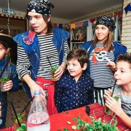 Пиратская вечеринка Семейное кафе «АндерСон»
