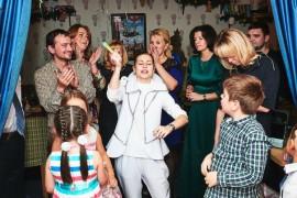 White-party-Семейное кафе «АндерСон»
