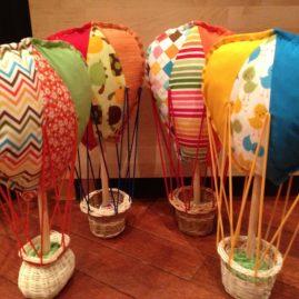 воздушные-шары-украшение-на-стол-кафе-«АндерСон»
