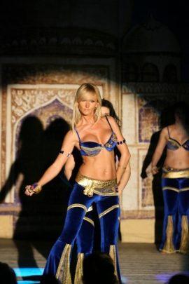 Танец с кинжалами ансамбль «Хабиби»