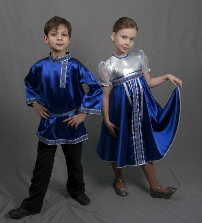 Костюмы для русского танца своими руками