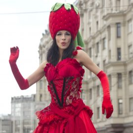 Клубника, «праздник Варенья»