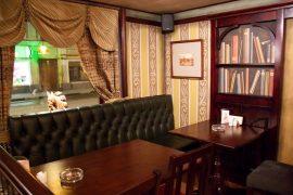 Шторы ресторан «Punch&Judy»