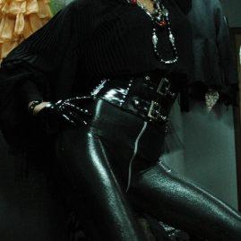 Черный костюм ночной клуб «РАЙ»