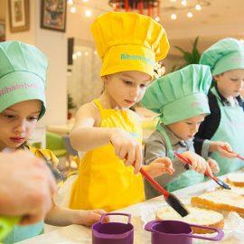 Детский мастер-класс Клуб для всей семьи «Рибамбель»