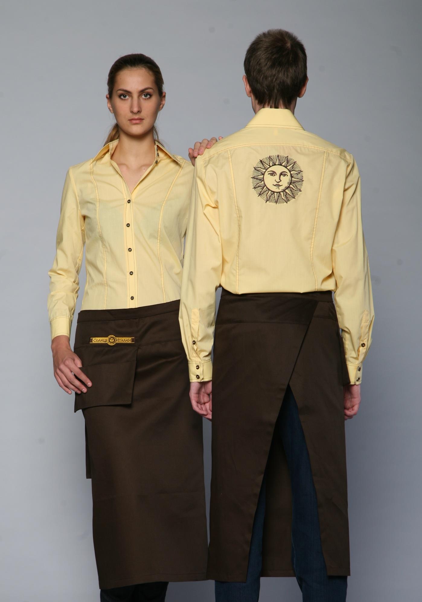 Униформа для персонала 10 фотография