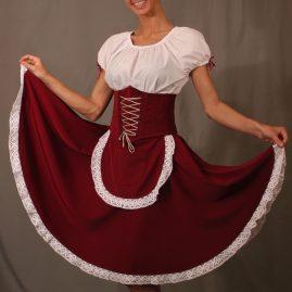 Баварский-ресторан-официант