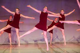 Костюм -БЕГИ- «Танцевальный экспресс»