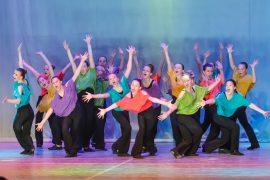 Костюм -КАСТИНГ- «Танцевальный экспресс»