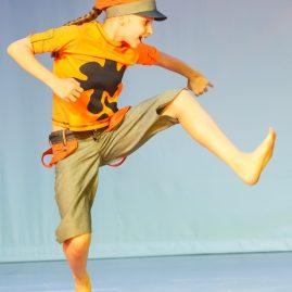 Костюм -ОБОРМОТЫ- «Танцевальный экспресс»