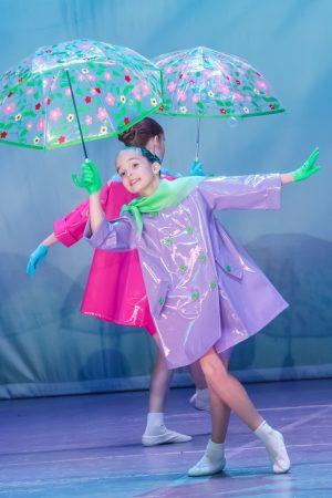 KASTALAN - Dance Express - Spring Jazz Suit