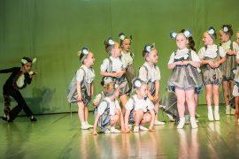 Костюм -МЫШКИ- «Танцевальный экспресс»
