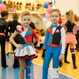 Костюмы Барби-рок «Акробатическая школа Альфа»