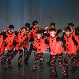 Танцевальный костюм «Сыщики»