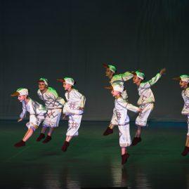 Танцевальный костюм «Гуси»