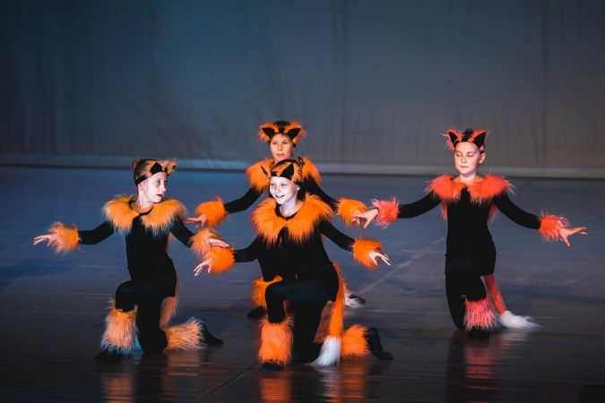 KASTALAN - Dance Express - Costume Kingdom of Cats