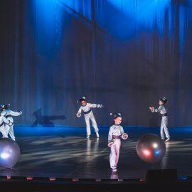 Танцевальный костюм «Лунатики»