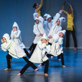 Танцевальный костюм «Зебра»