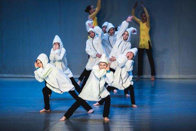 KASTALAN - Dance Express - Zebra Costume