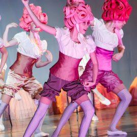 «Танцевальный экспресс» — Придворные дамы