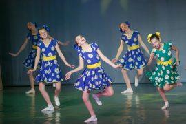 Танцевальный костюм -Танцевальная лихорадка «Танцевальный экспресс»