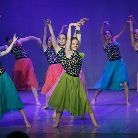 Танцевальный костюм -Время танцевать «Танцевальный экспресс»