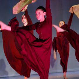 Танцевальный костюм -Монологи в пустыне «Танцевальный экспресс»