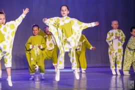 Танцевальный костюм -Тихий час «Танцевальный экспресс»