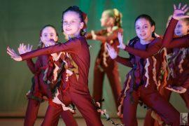 Танцевальный костюм -Зверополис «Танцевальный экспресс»
