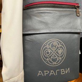 Форма официантов для ресторана «АРАГВИ» (Москва)