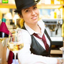 Форма официантов для ресторана «EMBERS Speakeasy» (Москва)