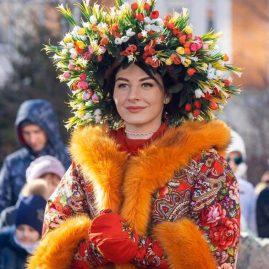 «Масленица» для ДК «Московский»