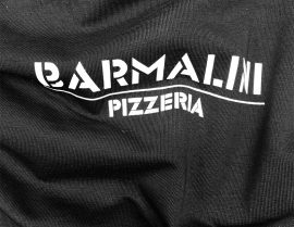 Футболки официантов для пиццерии «Barmalini»