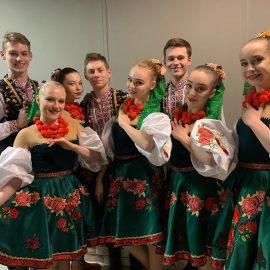 «BROSCO»-Молдавский костюм