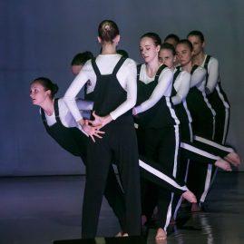 «Танцевальный экспресс»- «Притяжение»