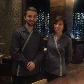 Форма официантов для японского ресторана «KINKI» (Москва)