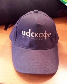 Форма официантов для сети кафе «Udcкафе»
