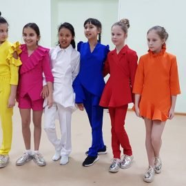 «Домисолька» — костюмы для музыкального коллектива (Москва)