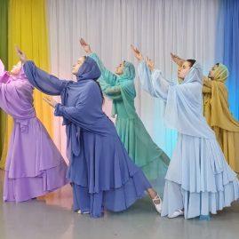 «Лукоморье» — танец «Молитва»(г. Певек, Чукотский автономный округ РФ)